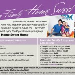 Lavender Family- Home Sweet Home