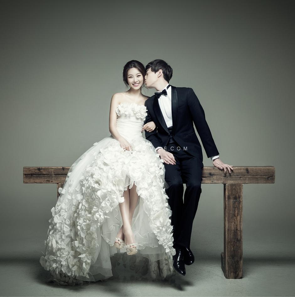 ảnh cưới studio ở Hà Nội