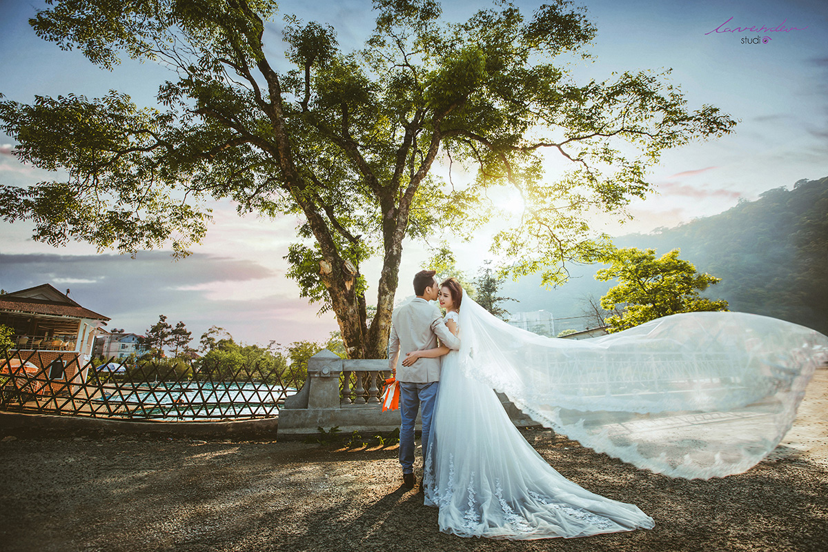 chụp ảnh cưới đẹp tại tam đảo vĩnh phúc