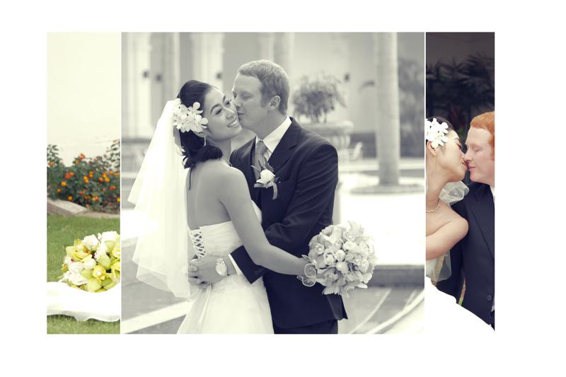 Chụp hình cưới đẹp với góc chụp lạ