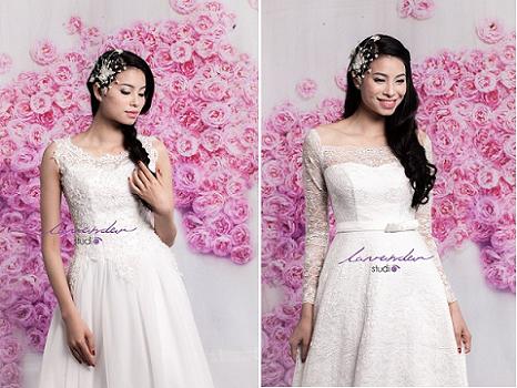 Váy cưới đẹp-May và cho thuê áo cưới